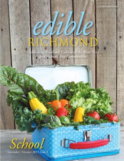 Edible Richmond School issue