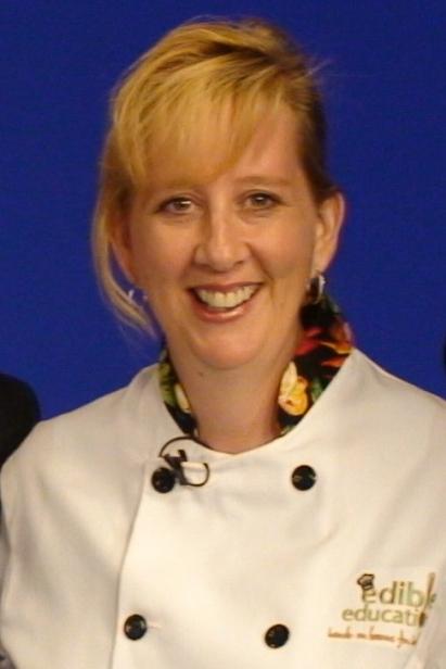 Ann Butler of Edible Education