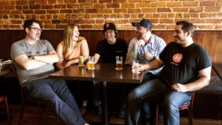 Richmond chefs from Heritage, Southbound, The Roosevelt, Shoryuken Ramen, The Magpie and Metzger Bar & Butchery
